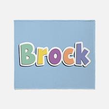 Brock Spring14 Throw Blanket