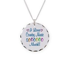 Country Love So Much Necklace