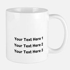 Make Personalized Gifts Mugs
