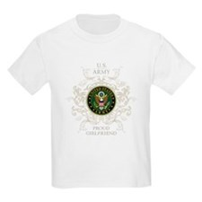 US Army Seal proud girlfriend T-Shirt