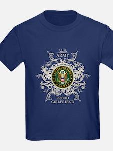 US Army Seal proud girlfriend T