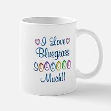 Bluegrass Love So Much Mug