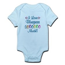 Bluegrass Love So Much Infant Bodysuit