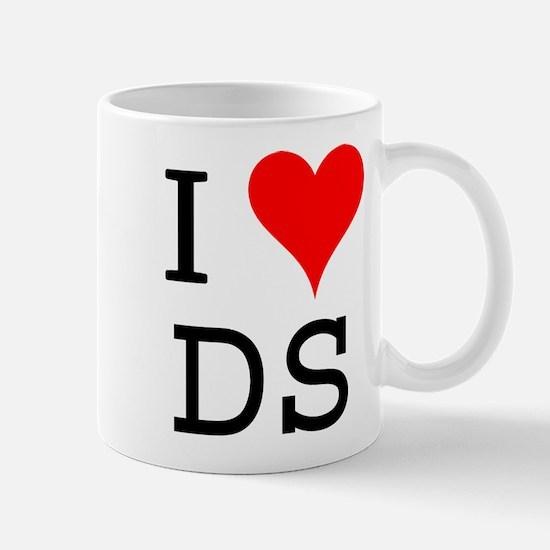 I Love DS Mug