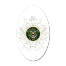 US Army Seal 1775 Vintage Wall Decal