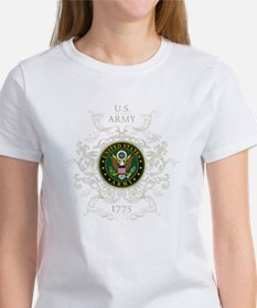 US Army Seal 1775 Vintage Women's T-Shirt