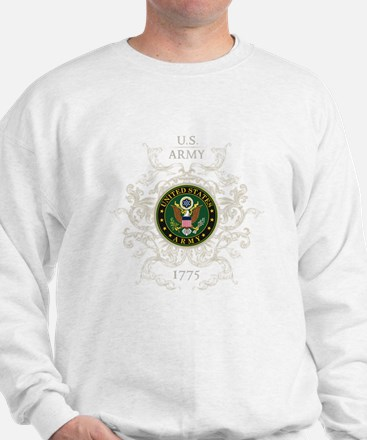 US Army Seal 1775 Vintage Sweatshirt