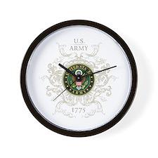 US Army Seal 1775 Vintage Wall Clock