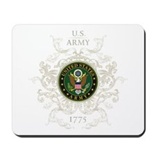 US Army Seal 1775 Vintage Mousepad