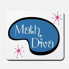 Math Diva Mousepad