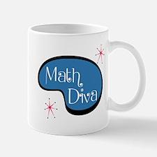 Math Diva Mug