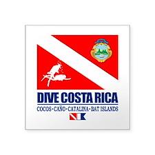 Dive Costa Rica Sticker