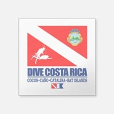 Dive Costa Rica Sticker
