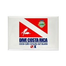 Dive Costa Rica Magnets