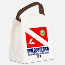 Dive Costa Rica Canvas Lunch Bag