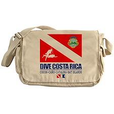 Dive Costa Rica Messenger Bag