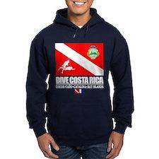 Dive Costa Rica Hoodie