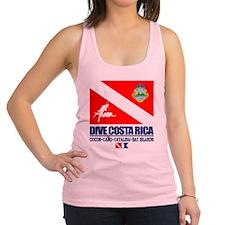 Dive Costa Rica Racerback Tank Top