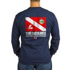 Dive Costa Rica Long Sleeve T-Shirt