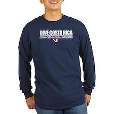 Dive Costa Rica Long Sleeve T-Shirt