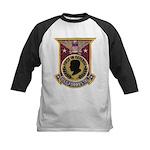 USS FORRESTAL Kids Baseball Jersey