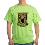 USS FORRESTAL Green T-Shirt