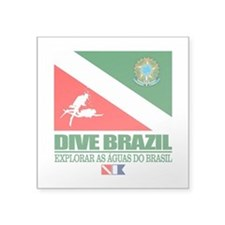 Dive Brazil Sticker