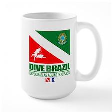 Dive Brazil Mugs