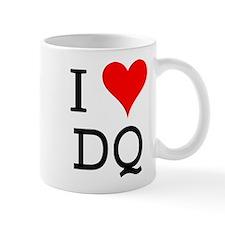 I Love DQ Mug