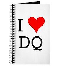 I Love DQ Journal