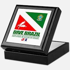 Dive Brazil Keepsake Box