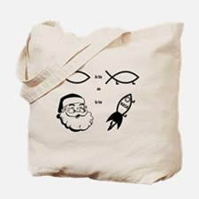 Religious Science Tote Bag