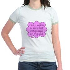 bennetgirls Jane Austen quote Ringer T-shirt