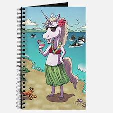 Unicorn Luau Journal