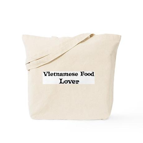 Vietnamese Food lover Tote Bag
