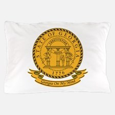 Georgia Seal.png Pillow Case