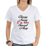Badass Womens V-Neck T-shirts