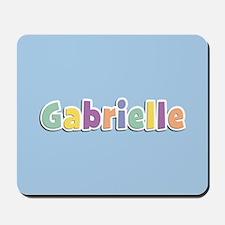 Gabrielle Spring14 Mousepad