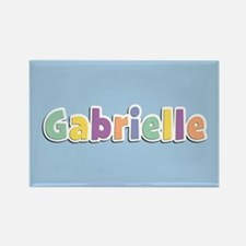 Gabrielle Spring14 Rectangle Magnet