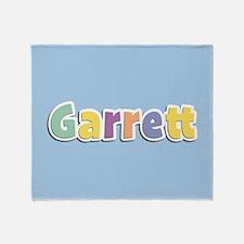 Garrett Spring14 Throw Blanket