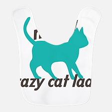 Meow Cat Lady Bib