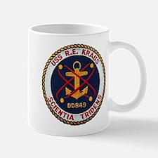 USS RICHARD E. KRAUS Mug