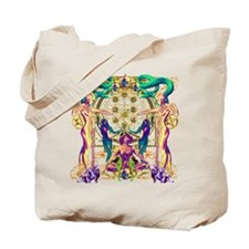 Occult Symbols. Outside looking in Tote Bag
