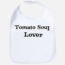 Tomato Soup lover Bib