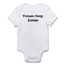 Tomato Soup lover Infant Bodysuit