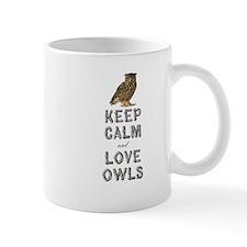 Owl Small Mugs
