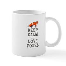 Fox Small Mug