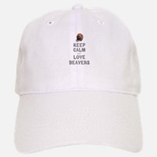 Wood Badge Beaver Baseball Baseball Cap