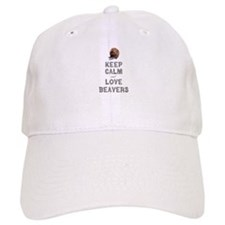 Wood Badge Beaver Baseball Cap