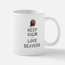 Wood Badge Beaver Small Small Mug